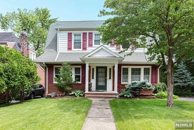 Bergen County Single Family Home Under Contract: 147 Holland Avenue