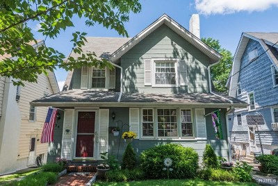 Ridgefield Park Single Family Home Under Contract: 24 8th Street