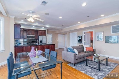 Hudson County Condo/Townhouse Under Contract: 629 Jefferson Street #8