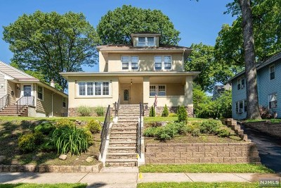 Rutherford Single Family Home Under Contract: 276 Sylvan Street