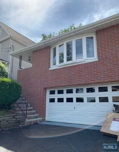 Bergen County Single Family Home Under Contract: 105 Prospect Street
