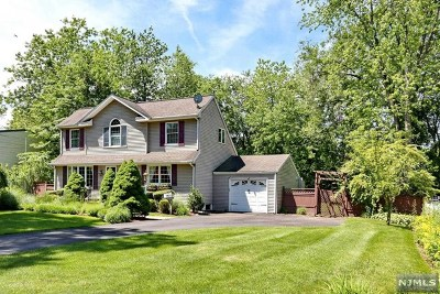 Glen Rock Single Family Home Under Contract: 40 Gordon Place