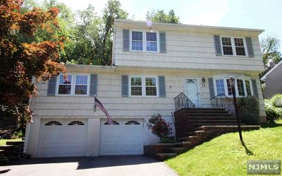 Wanaque Single Family Home Under Contract: 74 Aldrin Drive