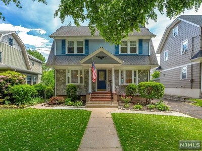 Rutherford Single Family Home Under Contract: 141 Wood Street