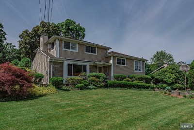 Fair Lawn Single Family Home Under Contract: 12 Gurney Terrace