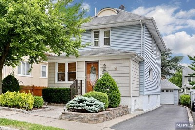Bogota Single Family Home Under Contract: 28 Preston Street