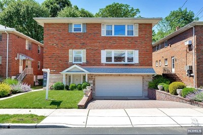 Bergen County Multi Family 2-4 Under Contract: 1227 Inwood Terrace