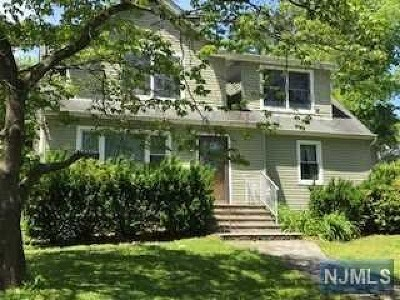 Tenafly Single Family Home Under Contract: 35 Esmond Place