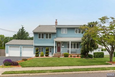 Saddle Brook NJ Single Family Home Under Contract: $489,900