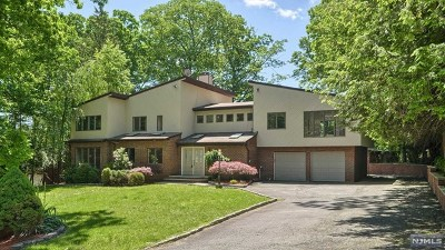 Passaic County Single Family Home Under Contract: 96 Wilson Avenue