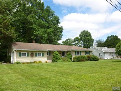 Essex County Single Family Home Under Contract: 22 Glenroy Road