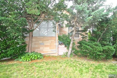 Fair Lawn Single Family Home Under Contract: 14-19 3rd Street
