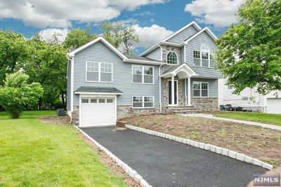 Clifton Single Family Home Under Contract: 144 Mountainview Drive