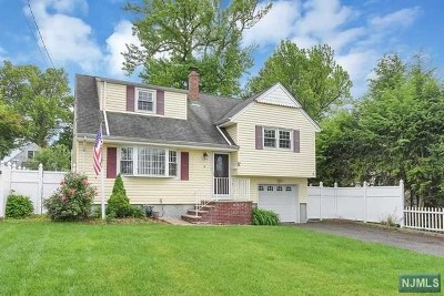 Dumont Single Family Home Under Contract: 9 Lucille Avenue