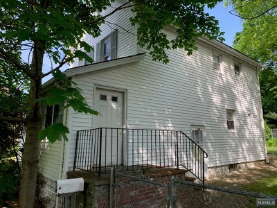 Mahwah NJ Single Family Home Under Contract: $349,900