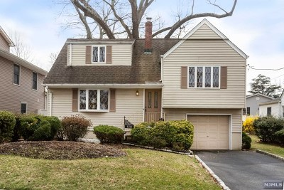Bergenfield Single Family Home Under Contract: 138 Reid Avenue