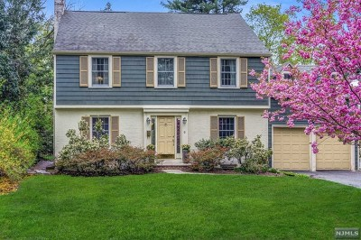 Essex County Single Family Home Under Contract: 6 Curtis Terrace