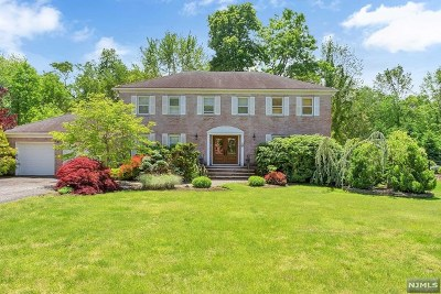 Morris County Single Family Home Under Contract: 9 Lorraine Drive