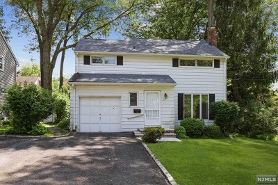 Essex County Single Family Home Under Contract: 57 Brentwood Drive