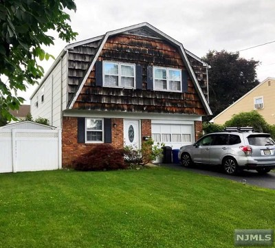 Bergen County Single Family Home Under Contract: 173 Veterans Drive