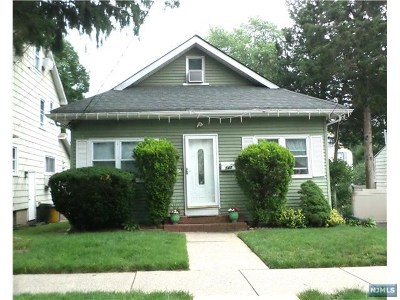 Teaneck Single Family Home Under Contract: 547 Linden Avenue