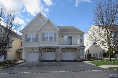 Pompton Lakes Condo/Townhouse Under Contract: 28 Mountainside Drive