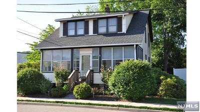 Wanaque Single Family Home Under Contract: 6 1st Street