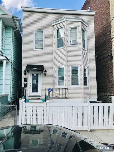 Hudson County Multi Family 2-4 Under Contract: 210 75th Street