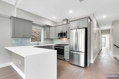 Hudson County Condo/Townhouse Under Contract: 61 Webster Avenue #One