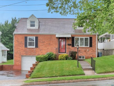 Hasbrouck Heights Single Family Home Under Contract: 79 Passaic Avenue