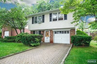 Teaneck Single Family Home Under Contract: 246 Pine Street