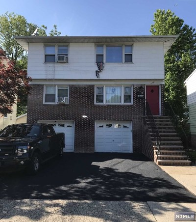 Elmwood Park Multi Family 2-4 Under Contract: 375 Falmouth Avenue