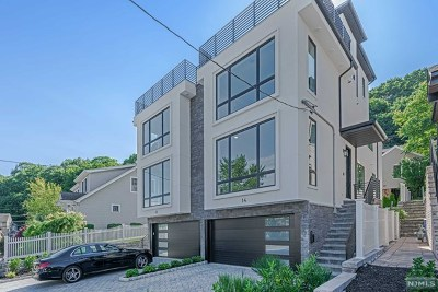 Edgewater Condo/Townhouse Under Contract: 14 Myrtle Avenue #14