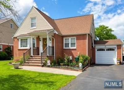 Morris County Single Family Home Under Contract: 56 Jacksonville Road