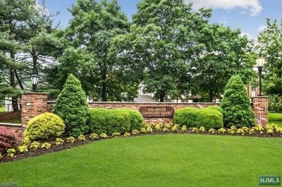 Chatham Township Condo/Townhouse Under Contract: 4 Avon Court
