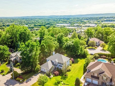 Bergen County Single Family Home Under Contract: 129 Rutherford Road