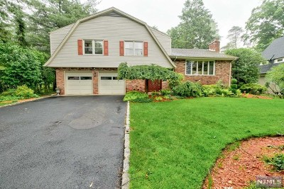 Bergen County Single Family Home Under Contract: 19 Elm Street