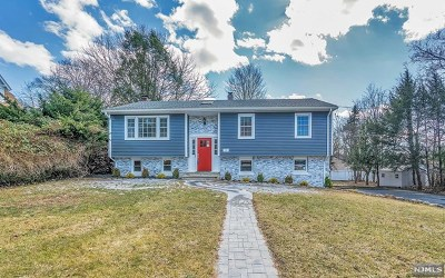 Hillsdale Single Family Home Under Contract: 39 Columbus Avenue
