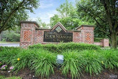 Wayne Condo/Townhouse Under Contract: 616 Four Seasons Drive