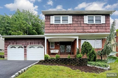Wanaque Single Family Home Under Contract: 24 Schirra Drive