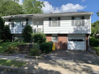 Teaneck Single Family Home Under Contract: 87 Lindbergh Boulevard