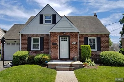 Fair Lawn Single Family Home Under Contract: 39-42 Romana Drive