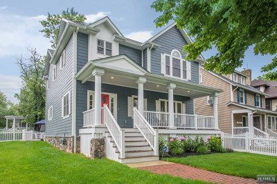 Essex County Single Family Home Under Contract: 126 Midland Avenue