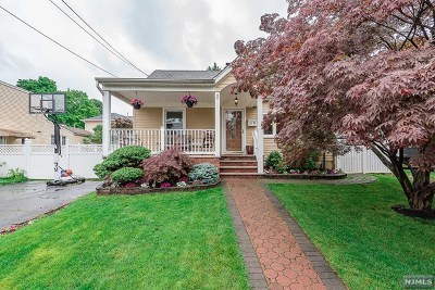 Fair Lawn Single Family Home Under Contract: 33-09 Norwood Drive