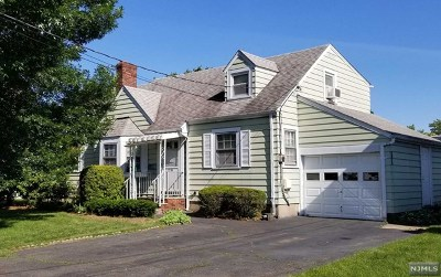 Fair Lawn Single Family Home Under Contract: 23-34 Dorchester Road