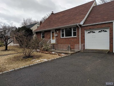 Bergenfield Single Family Home Under Contract: 76 North Prospect Avenue