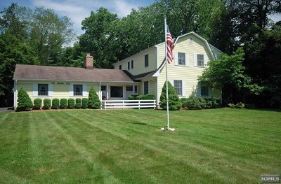 Morris County Single Family Home Under Contract: 140 West End Avenue