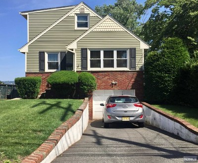 Carlstadt Single Family Home Under Contract: 609 Hackensack Street