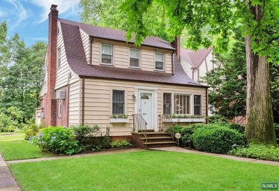 Teaneck Single Family Home Under Contract: 1115 Emerson Avenue