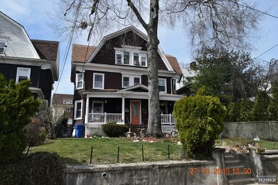 Rutherford Single Family Home Under Contract: 162 Sylvan Street